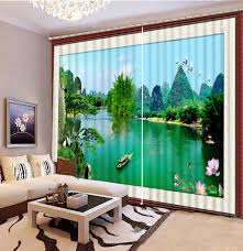 Chinese Home Decor by Online Get Cheap Curtains Decoration Aliexpress Com Alibaba Group