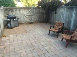 Small Paver Patio by Made My Small Backyard Into A Patio And Grill Spot Album On Imgur