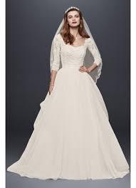 oleg cassini wedding dress oleg cassini beaded lace wedding dress david s bridal