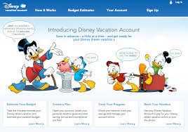 disney vacation account helps you plan save for future disney