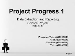 free powerpoint templates page 1 data extraction and reporting