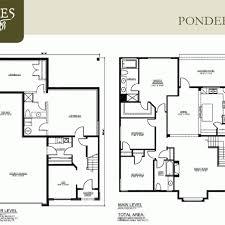 multi level house floor plans 32 floor plans with dimensions 2 levels multi level house plans