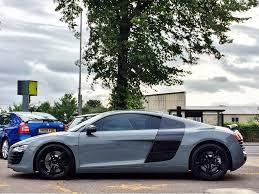 nardo grey r8 used audi r8 coupe 4 2 fsi v8 r tronic quattro 2dr in bedford