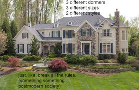 Dormers Only Mcmansions 101 Dormers Mcmansion Hell