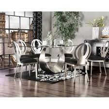glass dining room sets shop the best deals for dec 2017