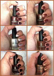 lipgloss break jessica nail polish