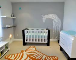 Etsy Wall Decals Nursery Attractive Ideas Giraffe Wall Decor Or Decal Etsy For Nursery Baby