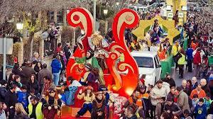 fotos reyes magos cabalgata madrid las cabalgatas de los reyes magos en madrid capital as com
