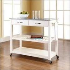 small rolling kitchen island kitchen ideas crosley kitchen island with stainless steel top