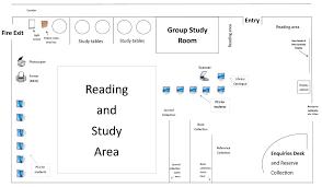dental library floorplan health sciences libraries university of