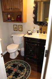 updating a powder bath to give it french country style hometalk