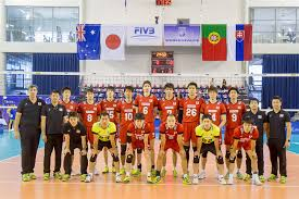 overview japan fivb volleyball world league 2017