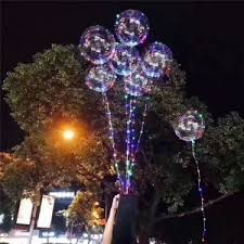 christmas pictures with led lights colorful christmas party balloons led lights up bobo transparent