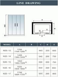 Shower Door Handle Height Shower Door Handle Height Half Height Shower Doors Gallery