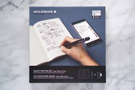 e paper writing tablet moleskine s smart writing set digitizes your work as you write moleskine s smart writing set digitizes your work as you write