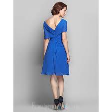 a line plus sizes dresses petite mother of the bride dress royal
