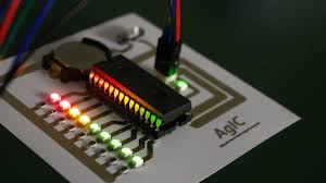 agic print printing circuit boards with home printers by agic