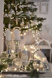 elegant white christmas decorations designcorner