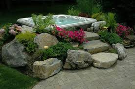 Backyards Ideas 3 Ideas For Budget Friendly Backyard Escapes Backyard Hot Tubs