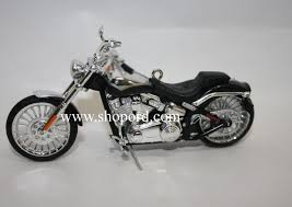 hallmark 2014 cvo 2013 breakout ornament 16th in the harley