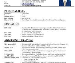 free pdf resume template resumemplate curriculum vitae word pdf free blankmplates