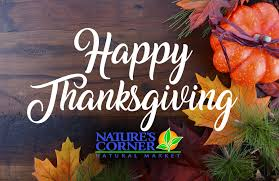 happy thanksgiving from nature s corner nature s corner