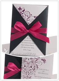 wedding invitations with ribbon invitations with ribbon wedding invitation with ribbon wedding