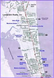 Map Florida Beaches by Map Of Butler Beach Florida