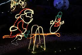 jeep christmas lights watch christmas lights wonderland in somerset park northglen news