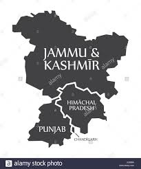 Punjab Map Punjab Map Stock Photos U0026 Punjab Map Stock Images Alamy
