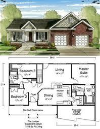 Ranch Floor Plans With Basement by Simple Walk Out Basement House Plans Plan 16900 U2013 Unique House