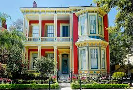 louisiana house new orleans louisiana garden district homes a southerly flow