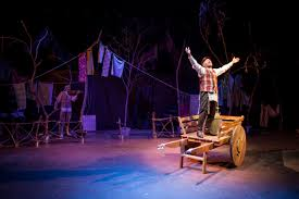 spinning tree theatre