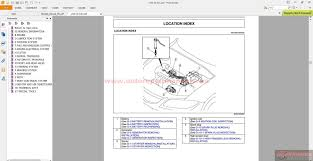 mazda 3 wiring diagram pdf on mazda images free download images