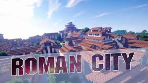 Terraria Map Download Minecraft Roman City Cinematics Roman City 1 8 1 Map W