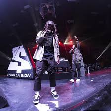 the look of west coast rap ty dolla ign and wiz khalifa vogue