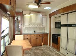 bunkhouse fifth wheel floor plans awesome front kitchen travel trailer khetkrong