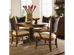 tommy bahama dining table tommy bahama home island estate 5 piece dining cayman table