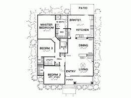 3 bed bungalow floor plans floor plan 3 bedroom bungalow house designs house elevation floor