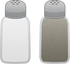 cute salt and pepper shakers clip art u2013 clipart free download