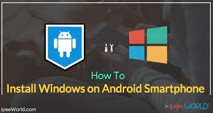run windows on android is there a way to run windows 7 8 1 10 on android quora