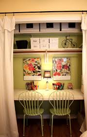 the red chair blog create a closet craft space from a hollow core