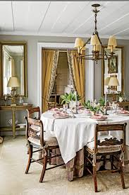 cottage dining room norman askins u0027 mountain cottage southern living