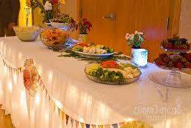 food tables at wedding reception fresh food table decorations for wedding receptions wedding decor