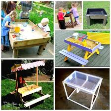 Sand Table Ideas Top 10 Backyard Sandbox Ideas Rhythms Of Play