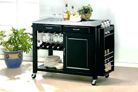 kitchen rolling island rolling kitchen cart iammizgin com