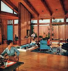 Modern Retro Home Design 816 Best Vintage Rooms Images On Pinterest Vintage Interiors