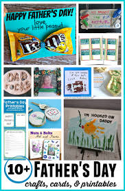 father u0027s day crafts cards and printables preschool and