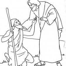 100 ideas jesus heals coloring page on www gerardduchemann com