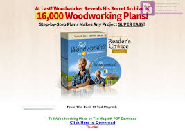 Woodworking Plans Pdf Download by Teds Woodworking Plans By Ted Mcgrath Pdf